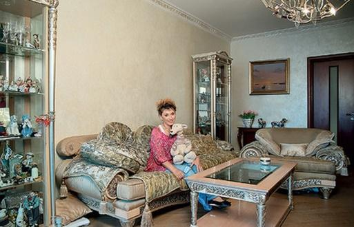 Шикарный дом Елены Воробей