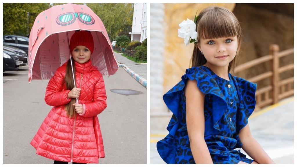 Где живёт маленькая модель Анастасия Князева