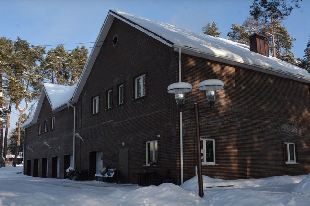Шикарный дом Александра Шестуна
