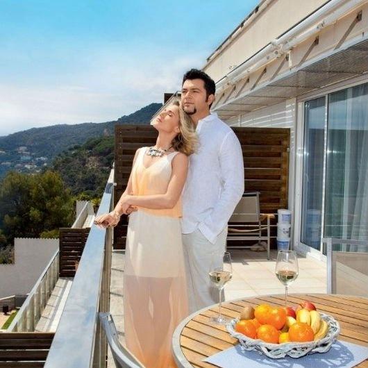 Как выглядит шикарная вилла Юлии Ковальчук и Алексея Чумакова в Испании