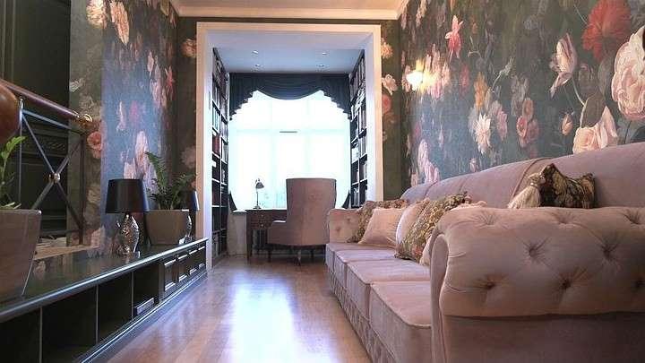 Как выглядит дом Ларисы Гузеевой