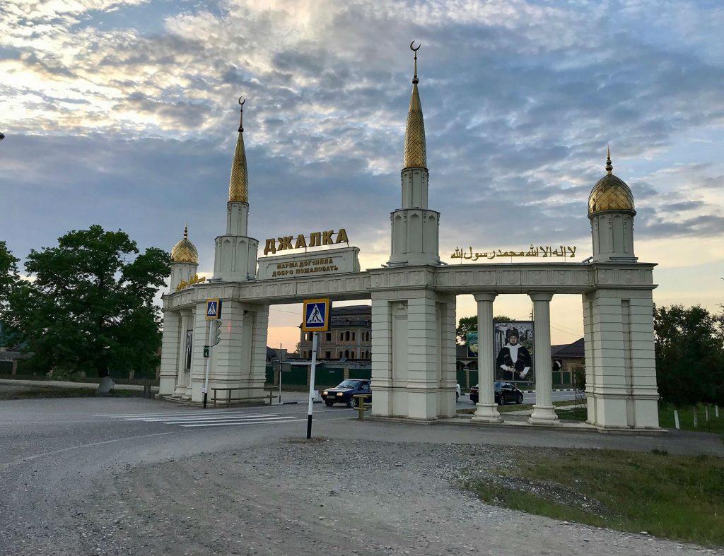 Роскошный дом депутата Госдумы Адама Делимханова
