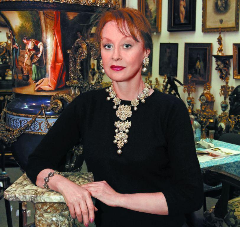 Как выглядит дом актрисы Ларисы Удовиченко