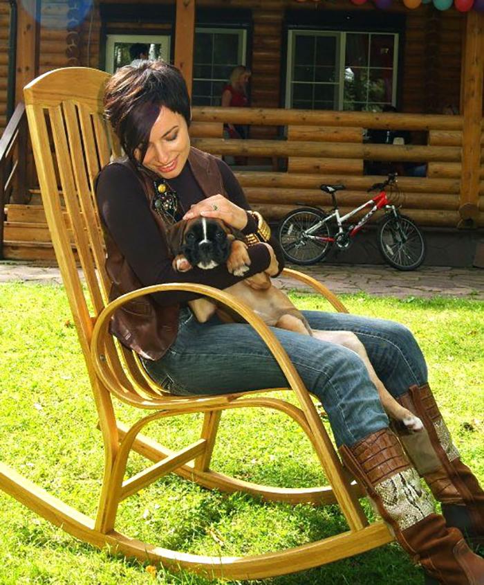 Где живёт экс-солистка «Виа Гра» Надежда Грановская