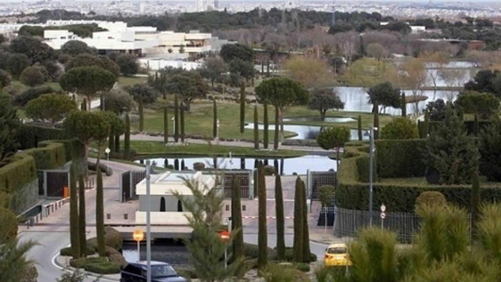 """Как выглядит дом капитана """"Реал-Мадрида"""" Серхио Рамоса"""