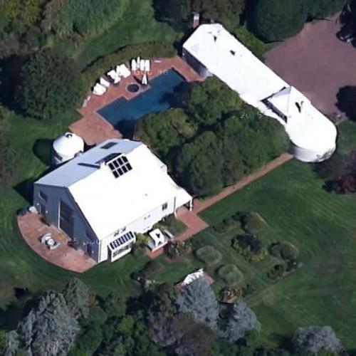 Как выглядит роскошный дом Стивена Спилберга