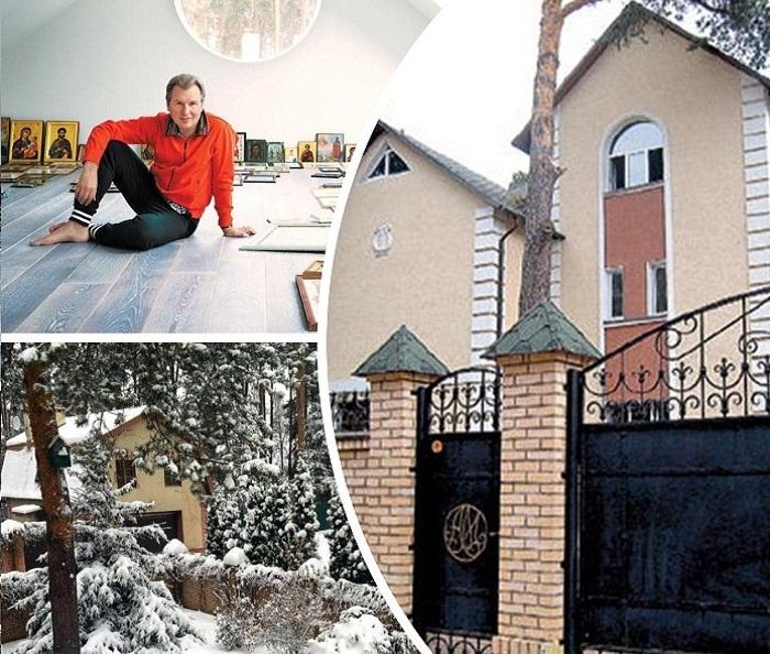 Где живёт Александр Малинин
