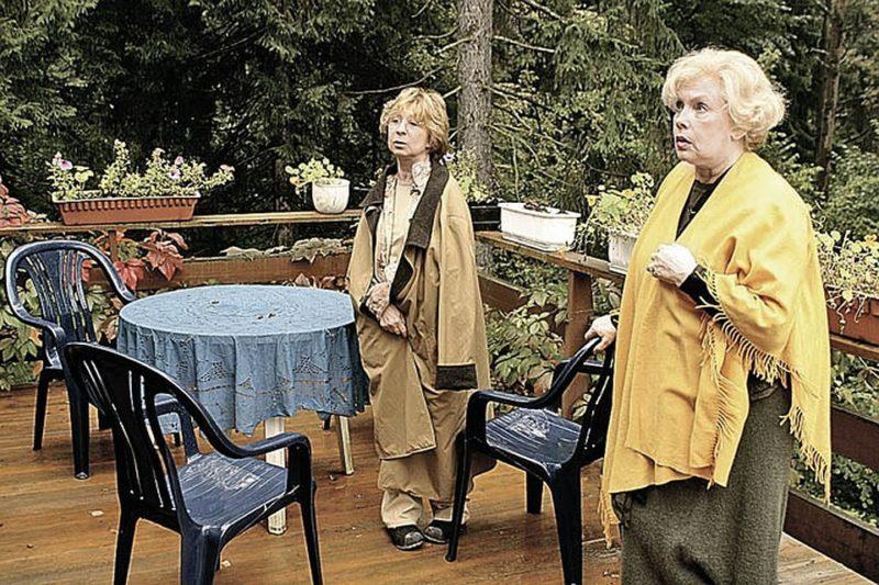 Где живёт советская актриса Лия Ахеджакова