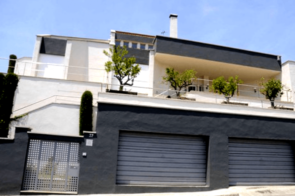 Роскошные дома Шакиры и Жерара Пике
