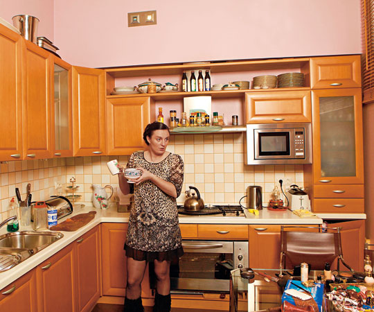 Как выглядит дом певицы Елены Ваенги