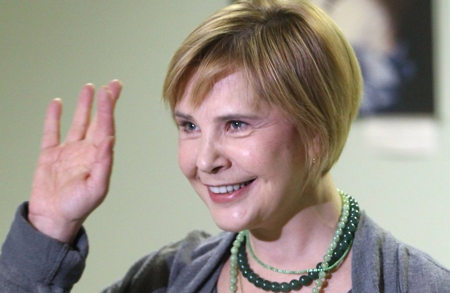 Где живет знаменитая российская актриса Татьяна Догилева