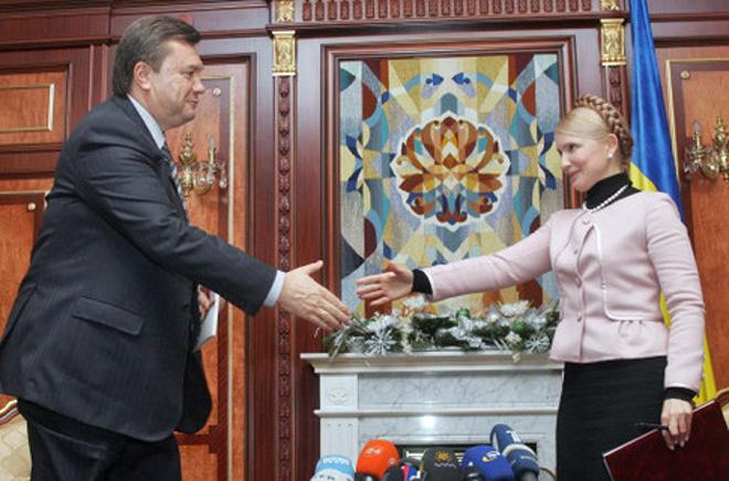 Где живет бывший президент Украины Виктор Янукович