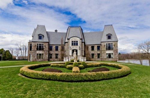 Как выглядит шикарный дом певицы Селин Дион