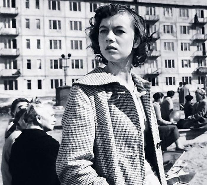 Где жила актриса театра и кино Александра Назарова