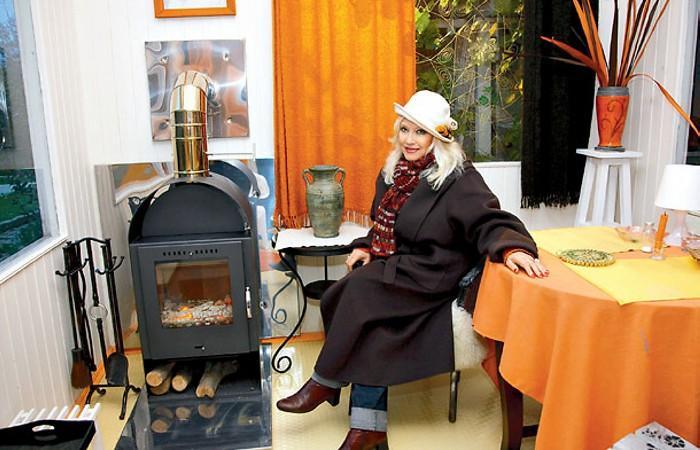 Где живёт актриса Ирина Мирошниченко