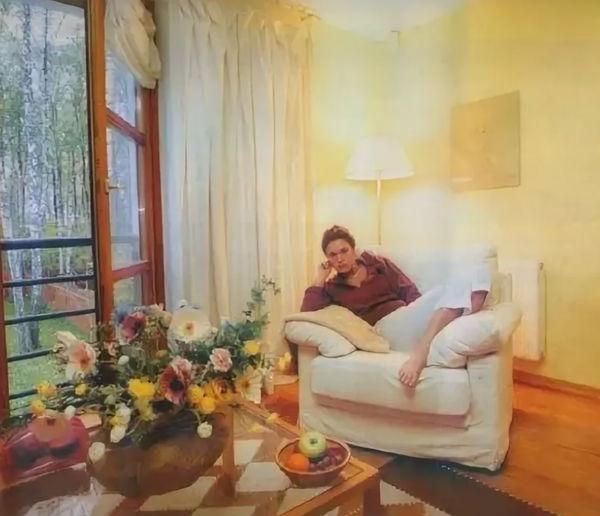 Как выглядит дом Марины Могилевской
