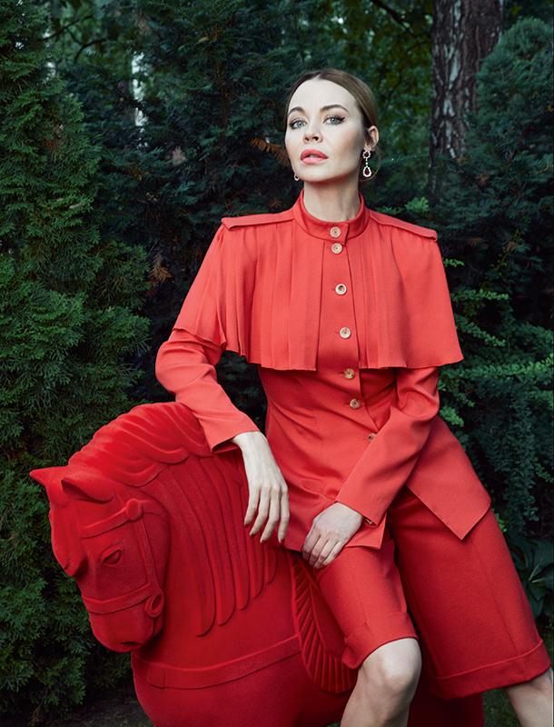 Где живет модный дизайнер Ульяна Сергеенко