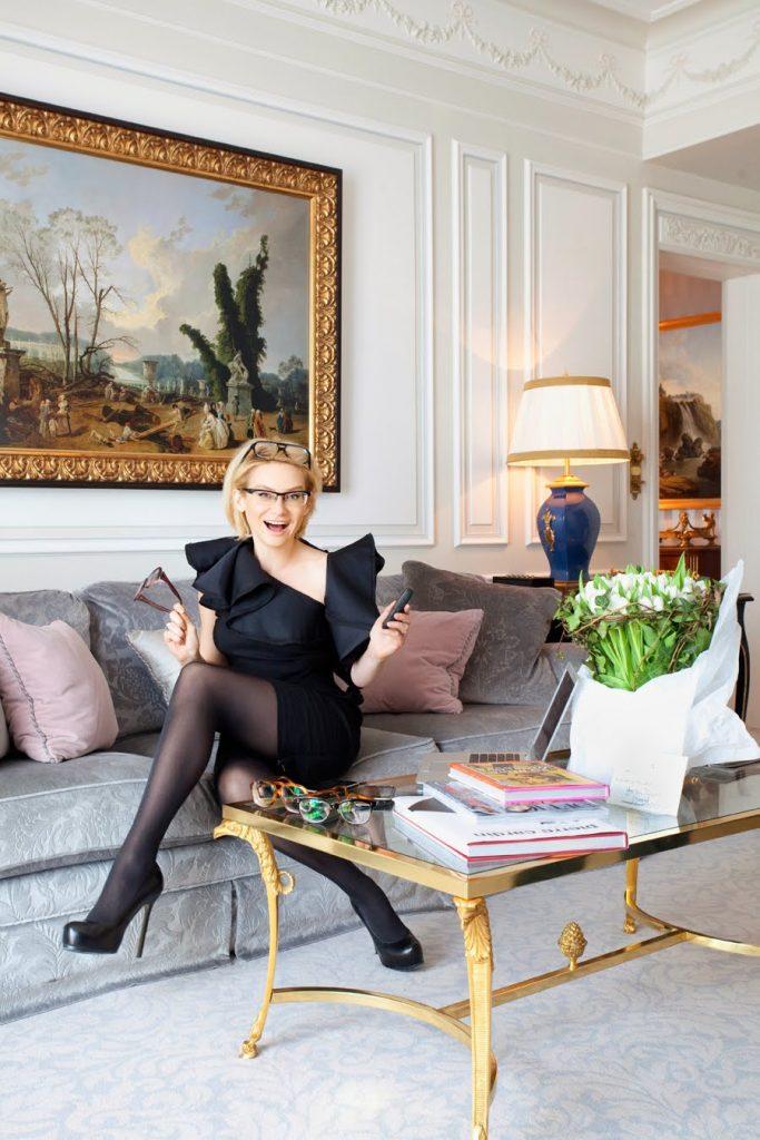 Где живет модный эксперт Эвелина Хромченко