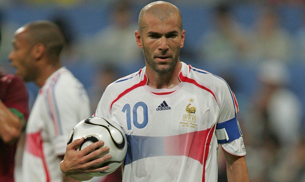 Где живёт легенда футбола Зинедин Зидан