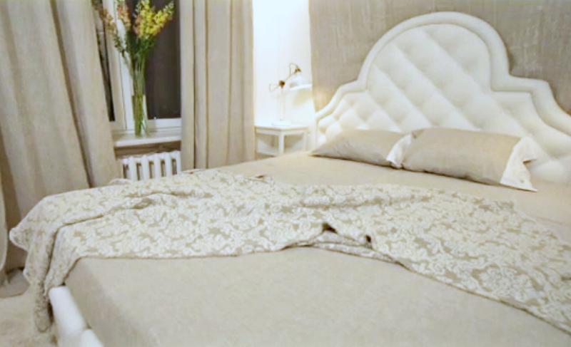 Спальня Нагиева в московской квартире