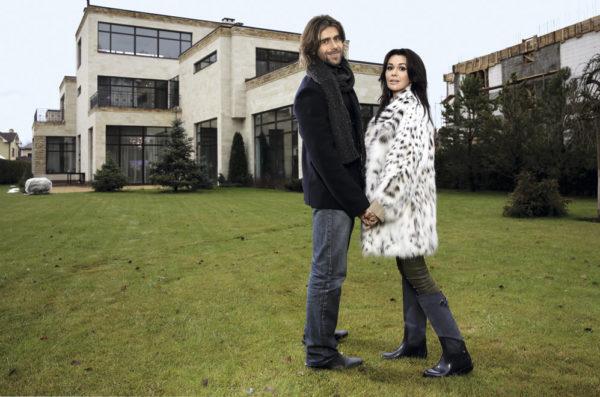 Шикарный дом Анастасии Заворотнюк за 2 миллиона долларов (фото)