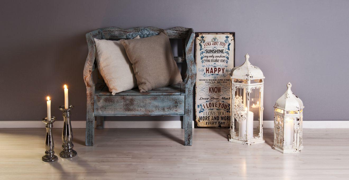 Роспись мебели в стиле Прованс своими руками