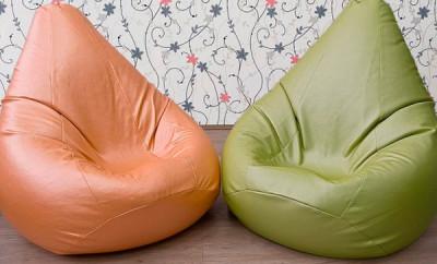 kreslo-meshok-svoimi-rukami-400x242 Набивной мешок пуфик: делаем уютное бескаркасное кресло своими руками