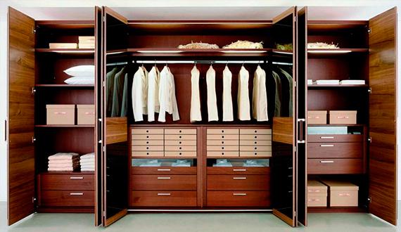 Шкаф для одежды своими руками фото