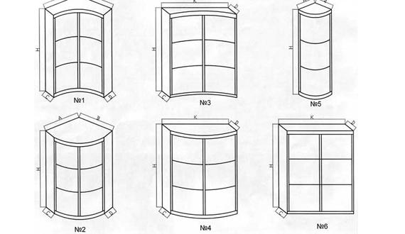 угловые шкафы купе своими руками схемы технология изготовления
