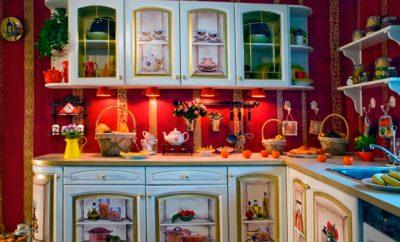 Реставрация кухн