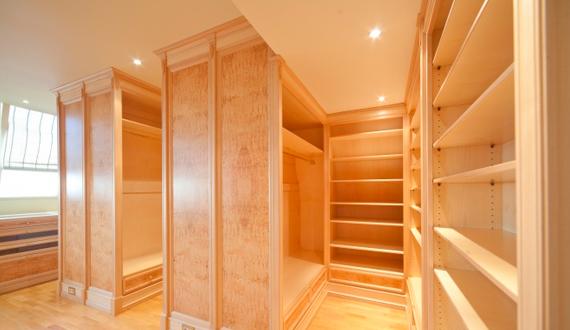Шкафы из фанеры