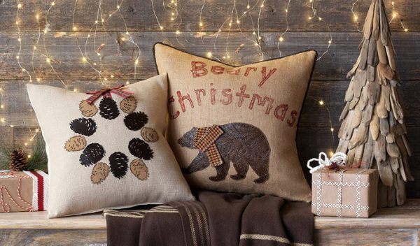 Original Christmas decorations for the house with their own hands 2019: photo