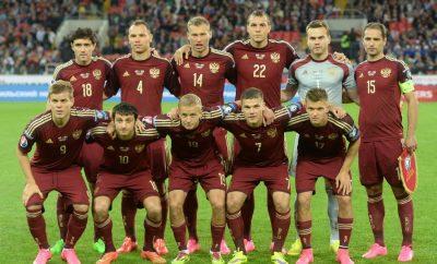российские футболисты