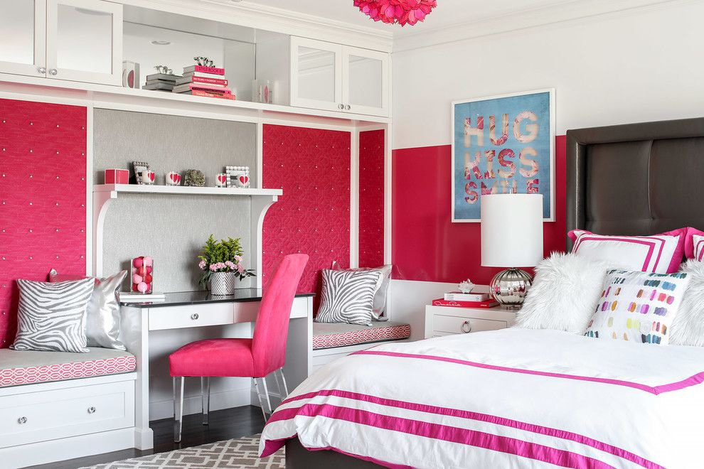 Room for a teenager: photo