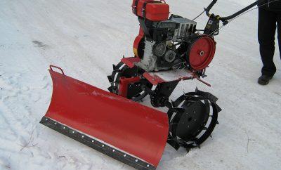 Размеры снегоуборочной лопаты