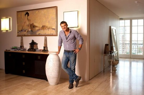 Houses and apartments of Emin Agalarov in Moscow and Baku: photos