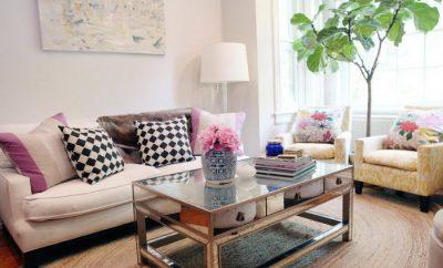 Как создать уют в съемной квартире без затрат: опыт одной молодой пары