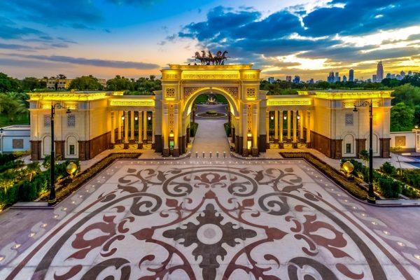 Дом дворец шейха дубая продажа недвижимости в чехии прага