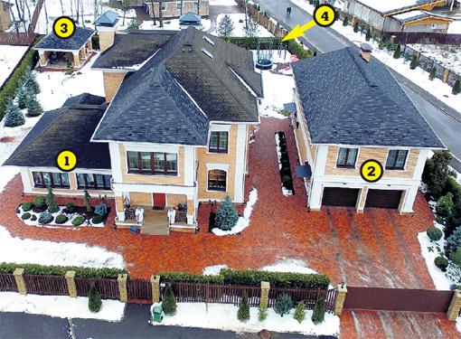 Как выглядит дом Александра Реввы