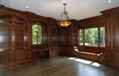 Alexander Ovechkin House in Washington: photos