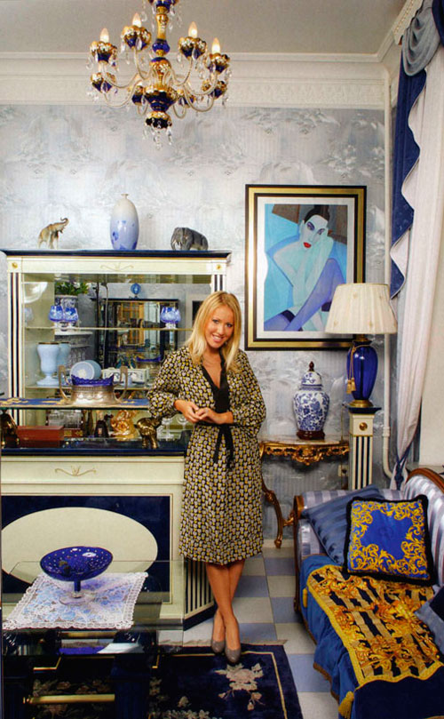 Дома и квартиры российских звезд фото пошуку