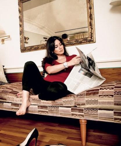 Where Tina Kandelaki lives: photo