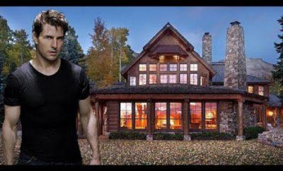 Том Круз и шикарный дом