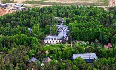 шувалов дворец