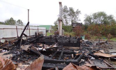 Неизвестные сожгли дом экс-главы Нацбанка Украины