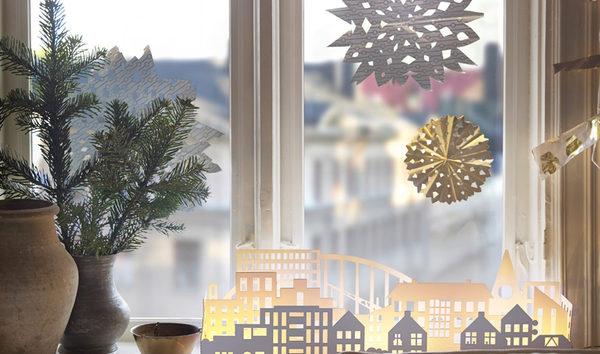 Как самостоятельно украсить квартиру на Новый год 2021
