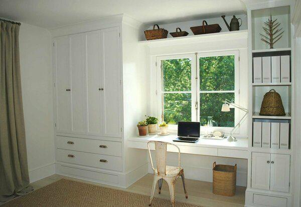 15 идей по оформлению гардеробной в маленькой квартире