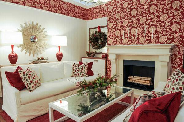 Как самостоятельно украсить квартиру на Новый год 2020