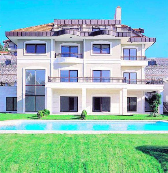Дом Бурака Озчивита в Стамбуле (фото)