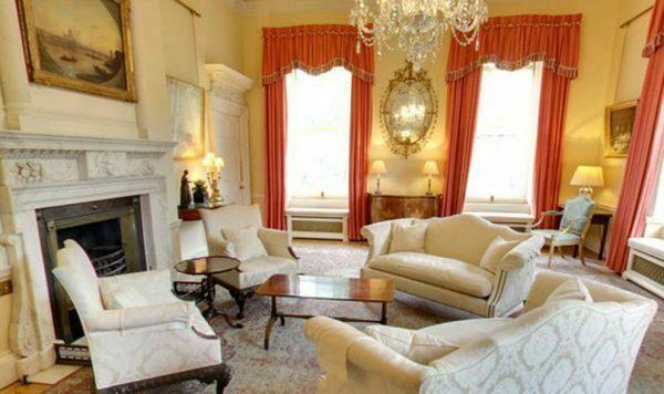 Фото домов известных зарубежных политиков